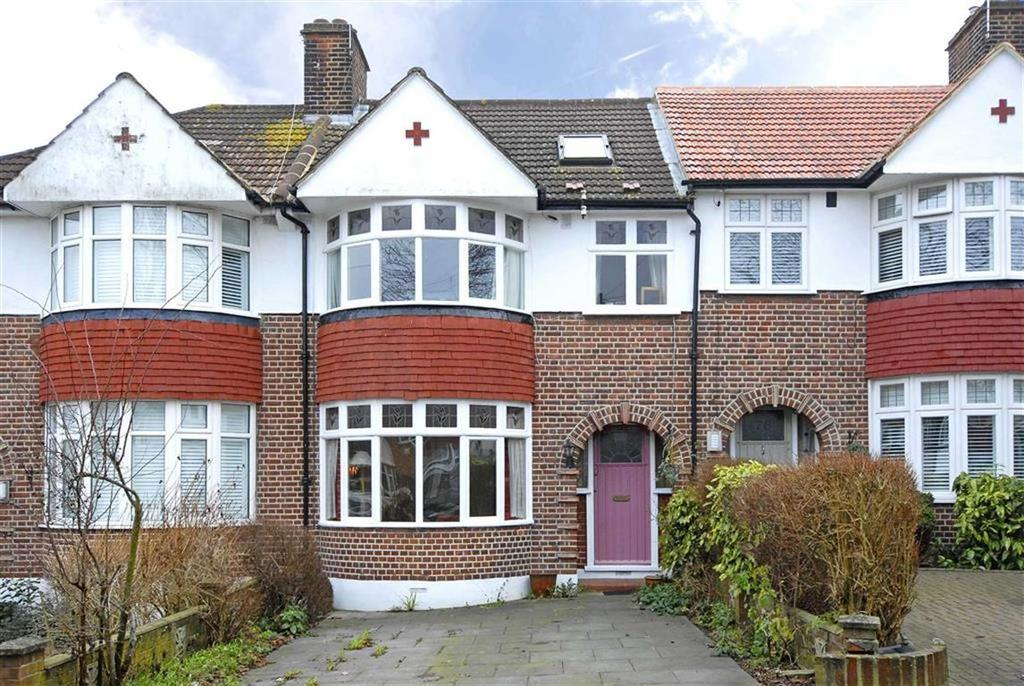 4 Bedrooms Terraced House for sale in Woodside Avenue, Chislehurst, Kent