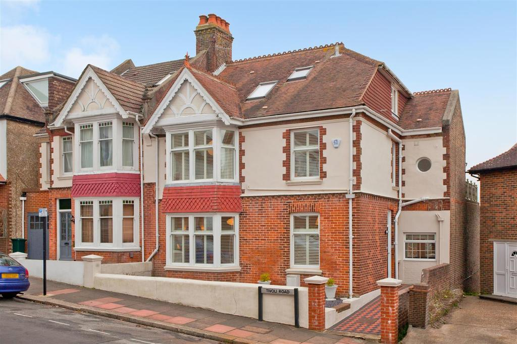 6 Bedrooms Semi Detached House for sale in Tivoli Road, Dyke Road, Brighton