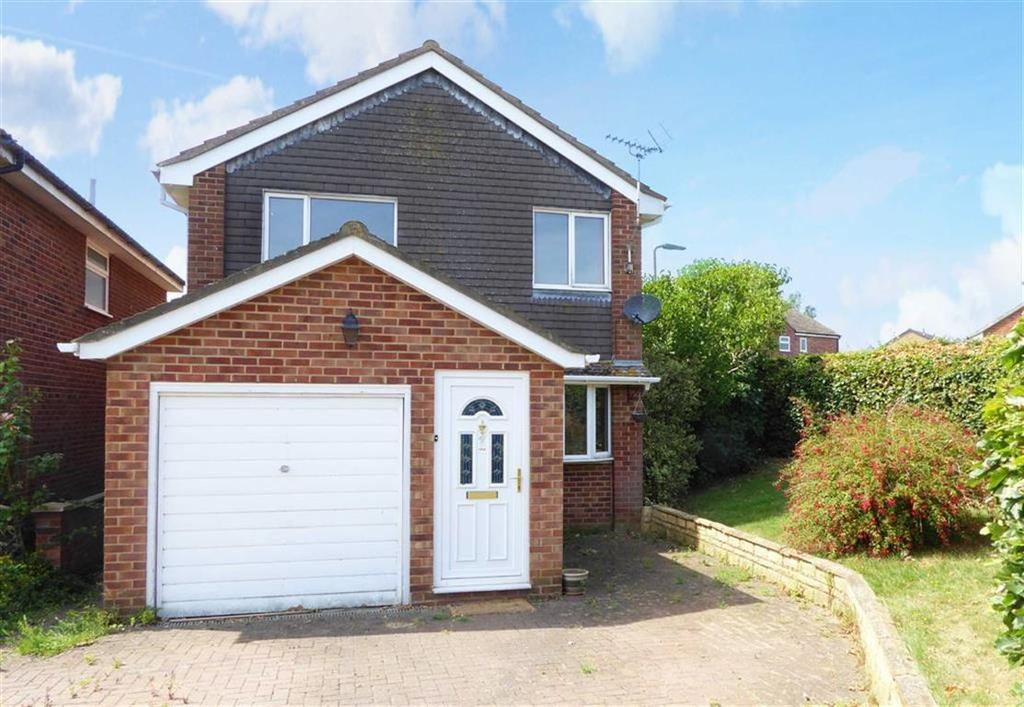 4 Bedrooms Detached House for sale in Sussex Drive, Banbury