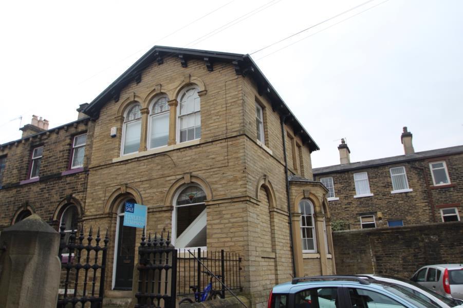 2 Bedrooms Terraced House for sale in HIGHER SCHOOL STREET, SHIPLEY, BD18 3LJ