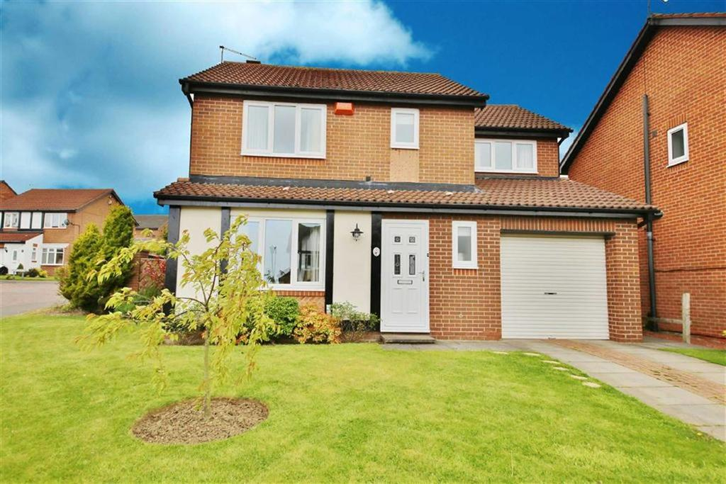 4 Bedrooms Detached House for sale in Craigwell Drive, Thristley Wood, Sunderland, SR3
