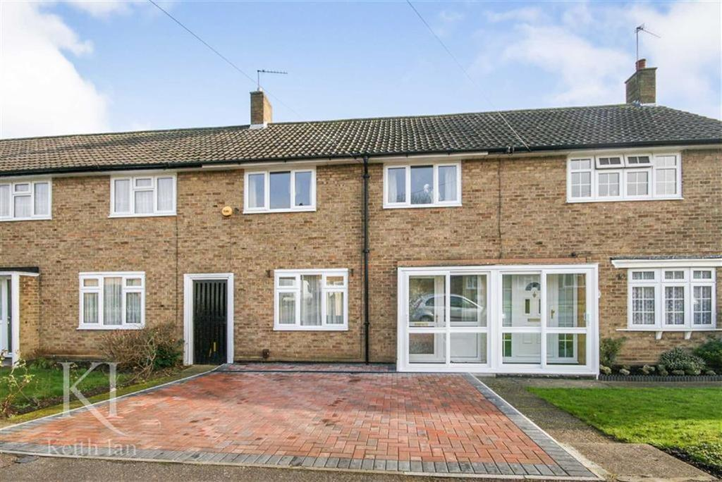 3 Bedrooms Terraced House for sale in Dewhurst Road, Cheshunt