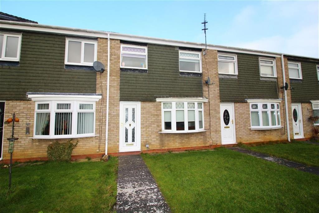 3 Bedrooms Terraced House for sale in Acomb Avenue, Seaton Delaval