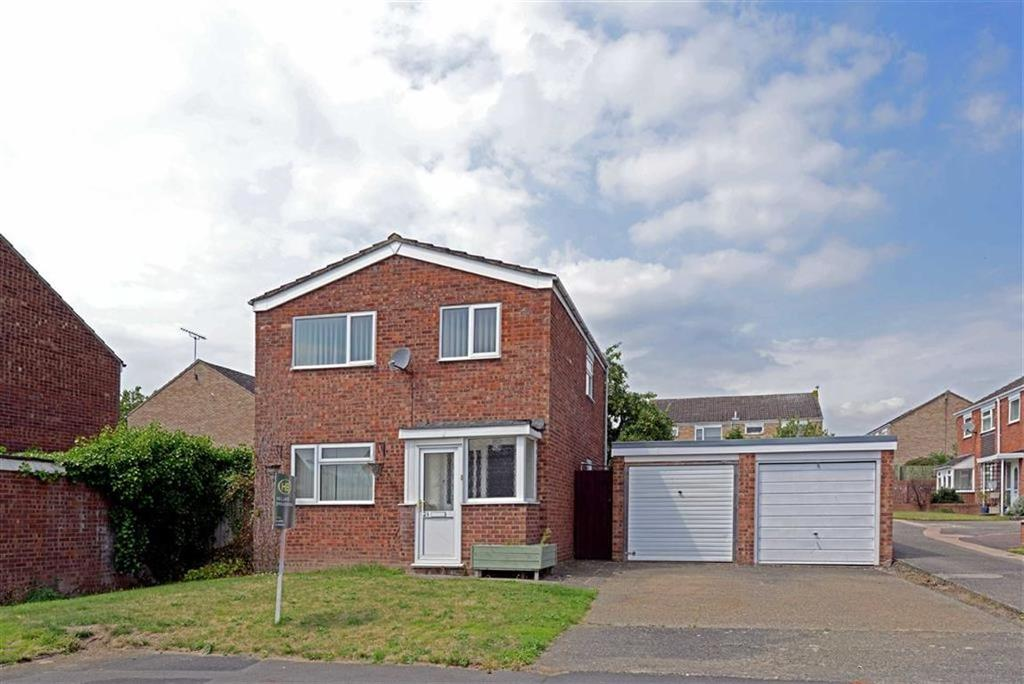 3 Bedrooms Detached House for sale in Chevin Close, Shrewsbury, Shropshire
