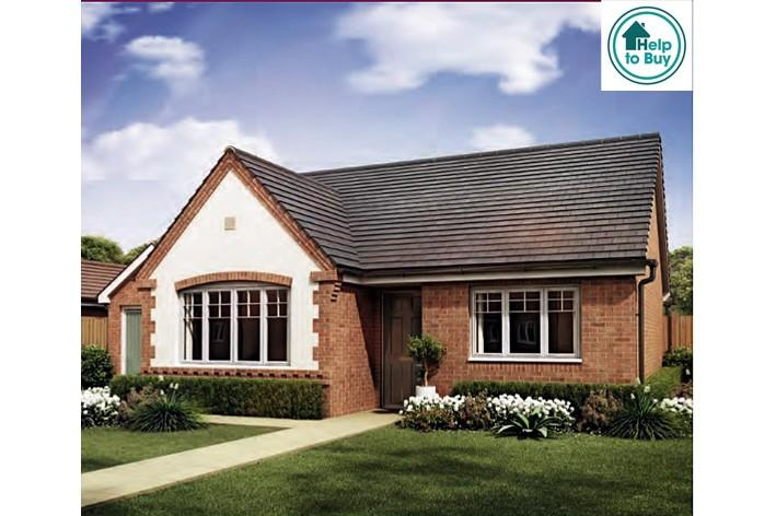 2 Bedrooms Detached Bungalow for sale in The Lyme at Spring Meadows, Stonebow Road, Pershore