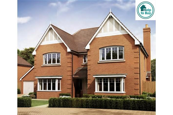 4 Bedrooms Detached House for sale in The Harlington at Spring Meadows, Stonebow Road, Pershore