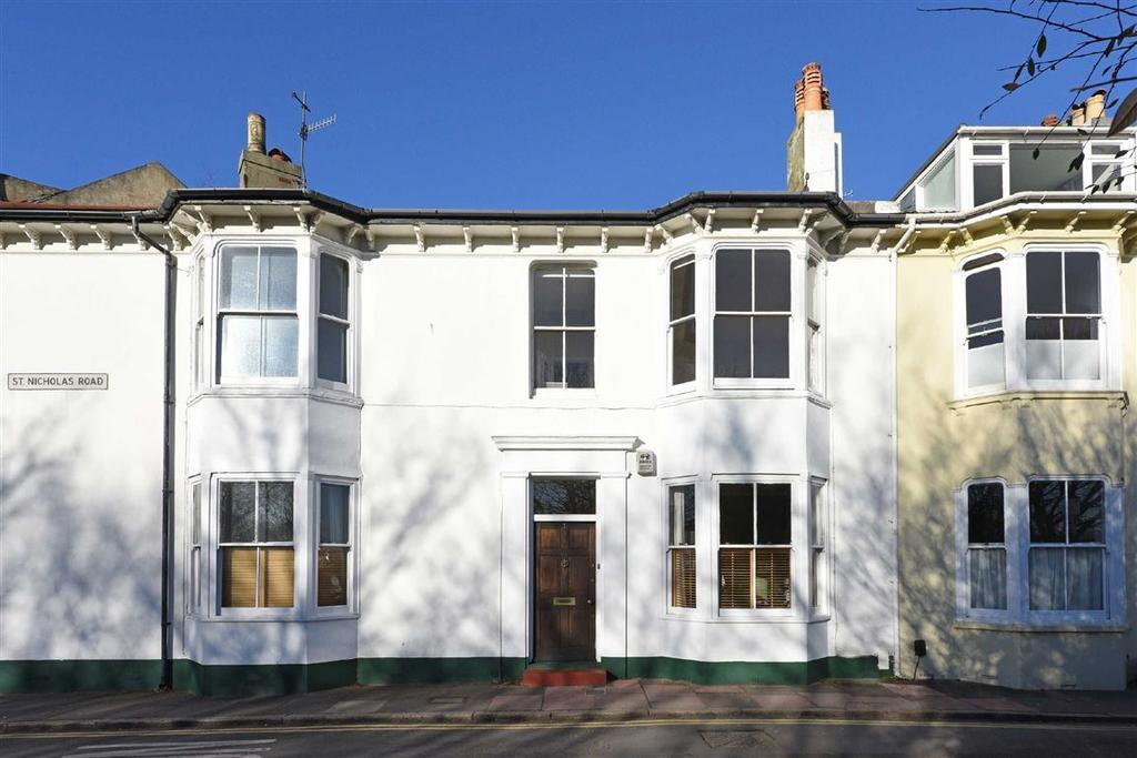 3 Bedrooms Terraced House for sale in St Nicholas Road, Brighton