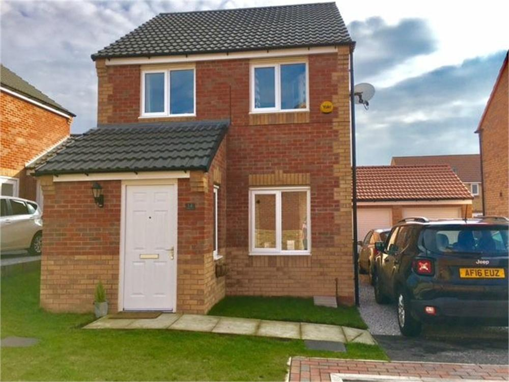 3 Bedrooms Detached House for sale in Burnham Close, BIERLEY, BRADFORD 4, West Yorkshire