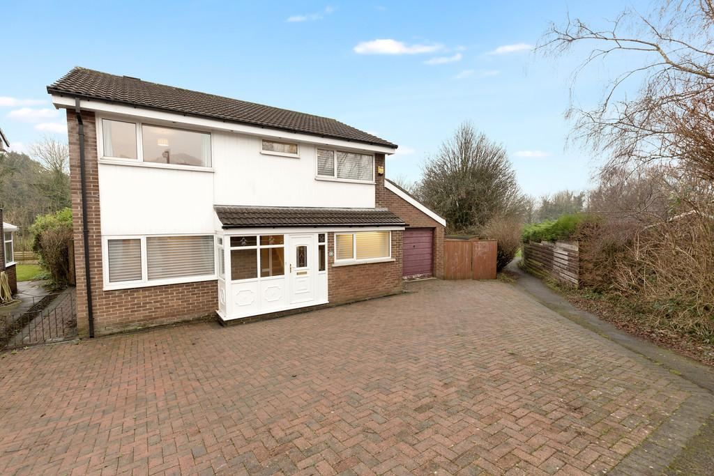 4 Bedrooms Detached House for sale in 4 Conder Brow, Carnforth, LA5 9XQ