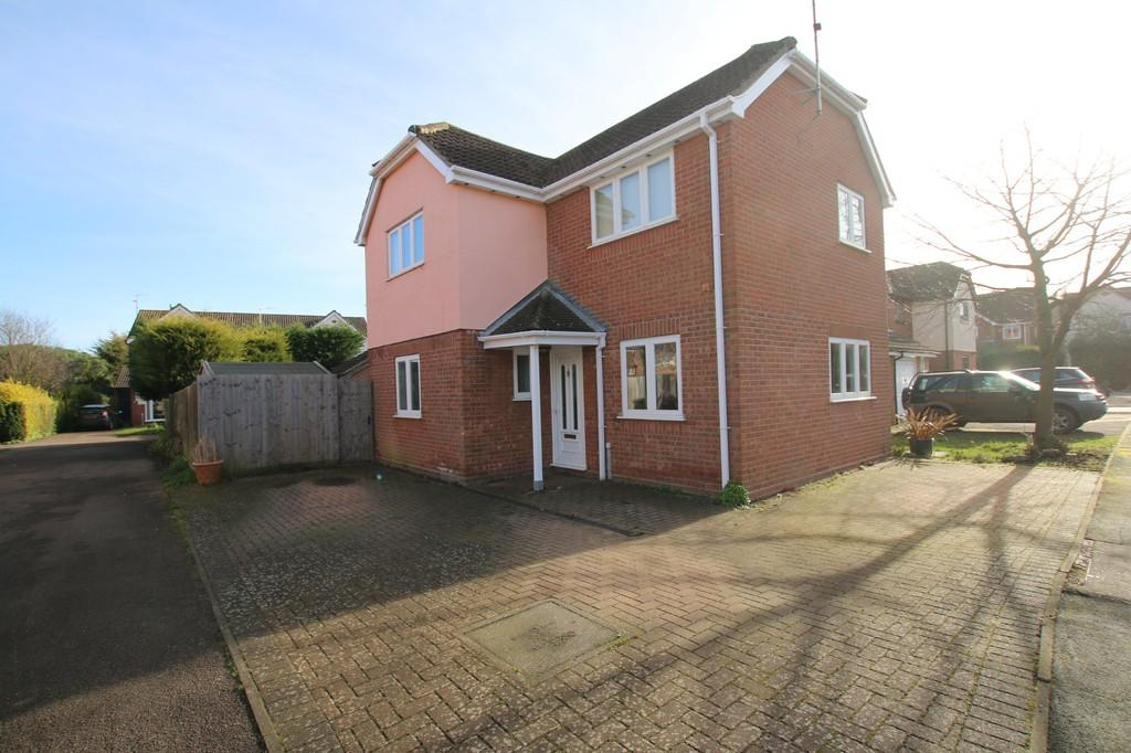 3 Bedrooms Detached House for sale in Lode Way, Chatteris