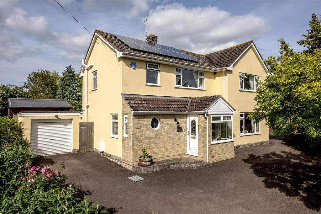 5 Bedrooms House for sale in Beercrocombe, Taunton, Somerset, TA3