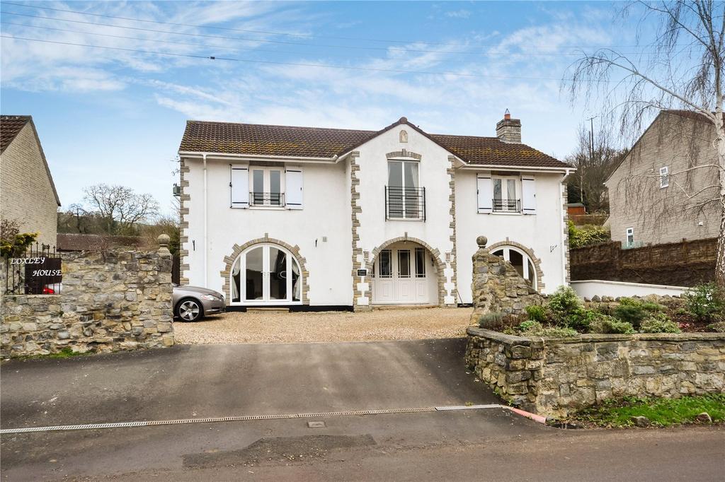 6 Bedrooms House for sale in Greinton Road, Moorlinch, Bridgwater, Somerset, TA7