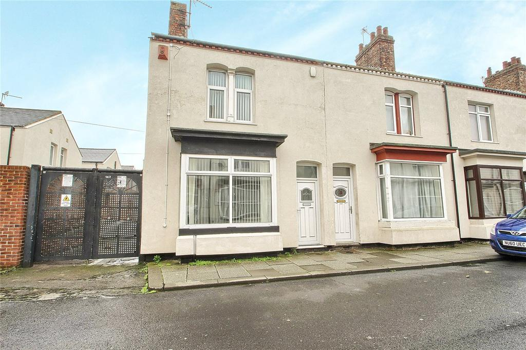 2 Bedrooms End Of Terrace House for sale in Roseberry View, Thornaby