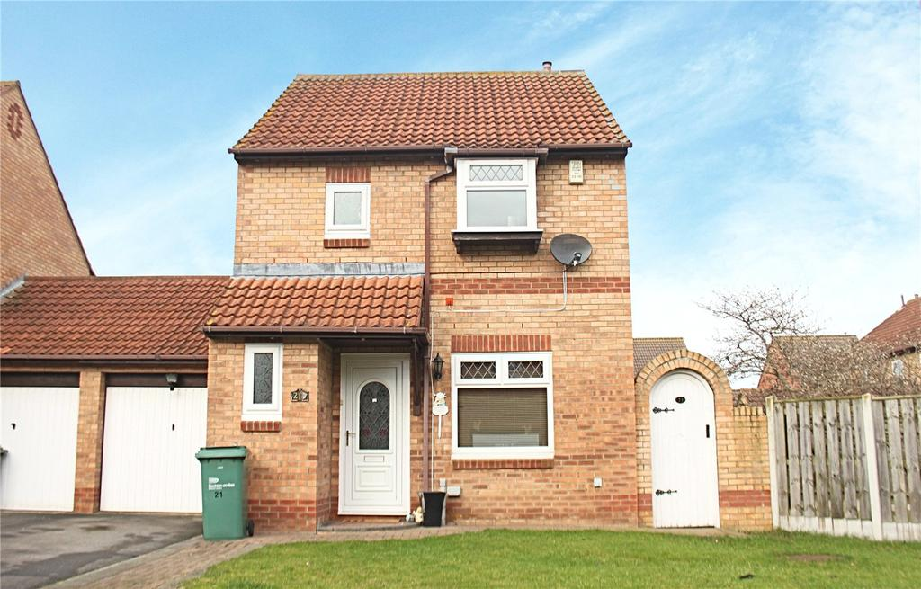 3 Bedrooms Link Detached House for sale in Kirknewton Grove, Ingleby Barwick