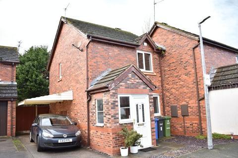 2 bedroom semi-detached house to rent - Llys Robin Goch, Rhyl