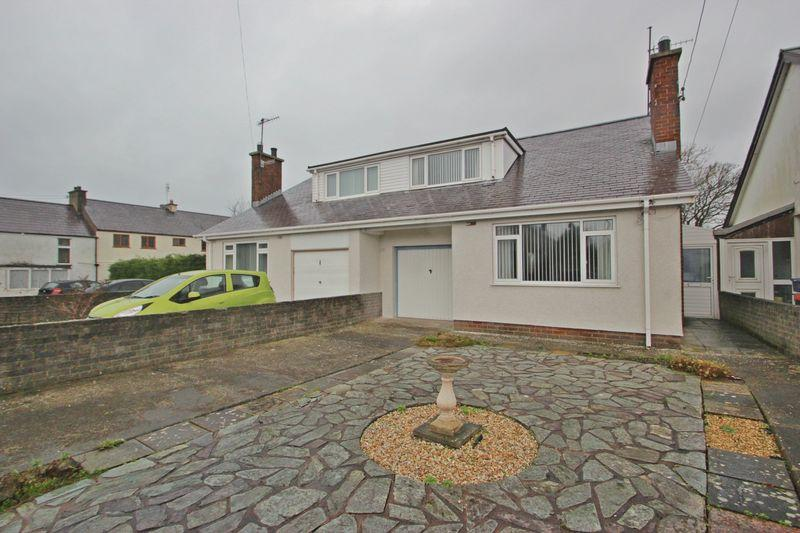3 Bedrooms Semi Detached Bungalow for sale in Pontllyfni, Caernarfon