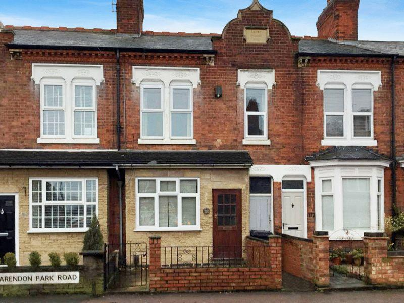 2 Bedrooms Terraced House for sale in Clarendon Park Road, Leicester