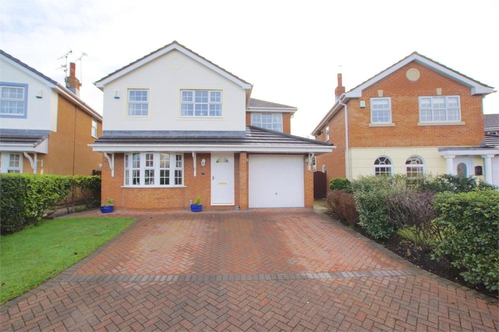 4 Bedrooms Detached House for sale in Cardinal Gardens, Cypress Point, Lytham, Lancashire