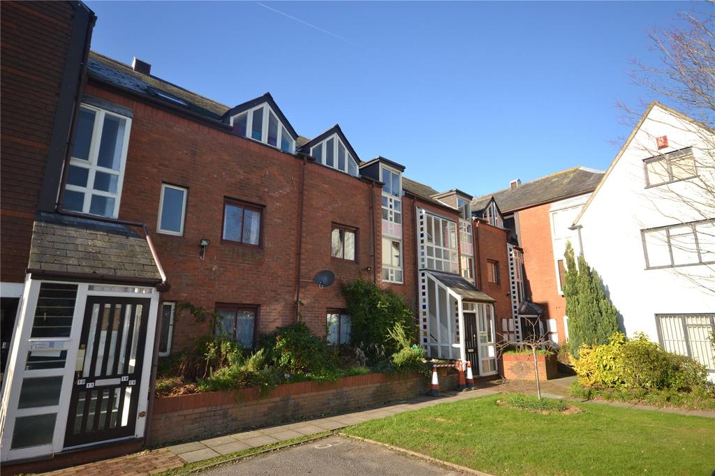 2 Bedrooms Apartment Flat for sale in St. Marys Court, Silver Street, Bridgwater, Somerset, TA6