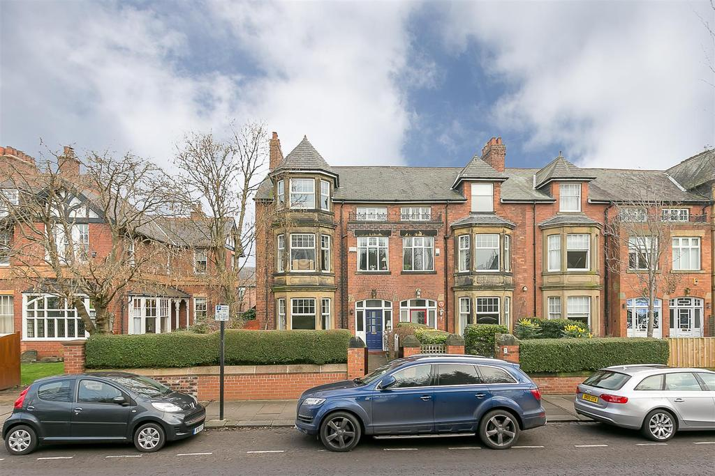 5 Bedrooms End Of Terrace House for sale in Linden Road, Gosforth, Newcastle upon Tyne