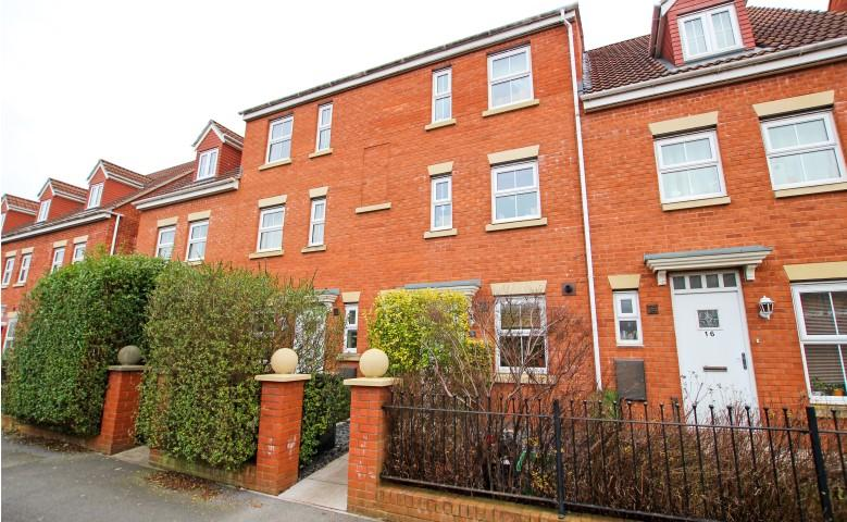 4 Bedrooms Terraced House for sale in Colley Lane, Bridgwater TA6