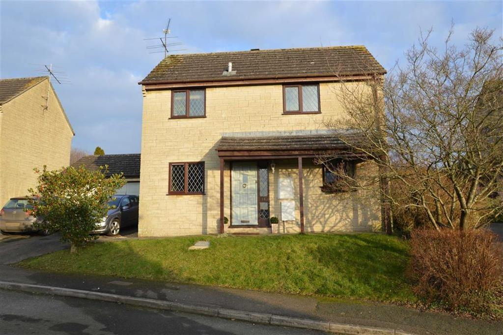 3 Bedrooms Detached House for sale in Quail Meadows, Tetbury, Gloucestershire
