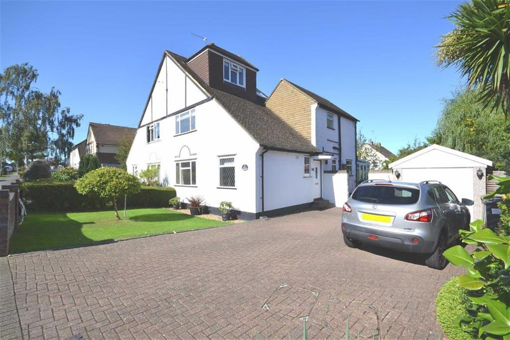 4 Bedrooms Semi Detached House for sale in Tennison Avenue, Borehamwood