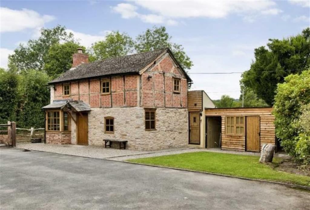 3 Bedrooms Cottage House for sale in Old Orchard Cottage, Great Oak, Eardisley, HR3