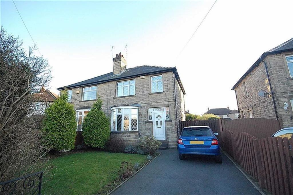 3 Bedrooms Semi Detached House for sale in Albany Road, Dalton, Huddersfield, HD5
