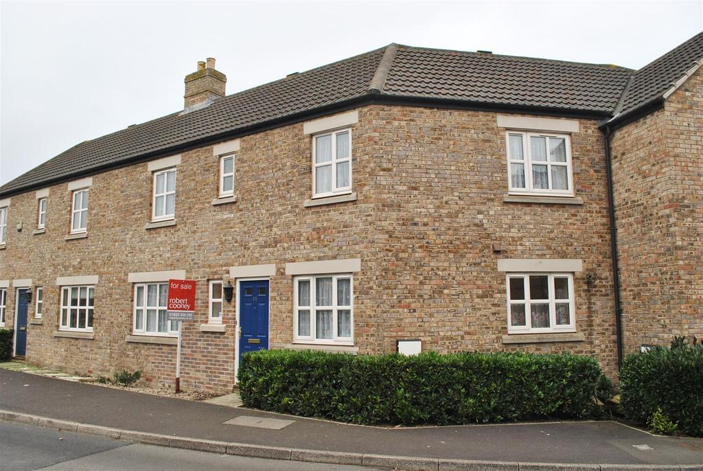 3 Bedrooms Terraced House for sale in Priory Park, Taunton