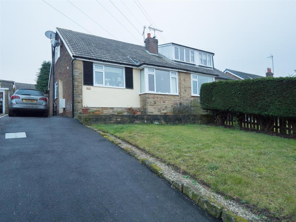3 Bedrooms Semi Detached Bungalow for sale in Bolton Hall Road, Bradford, BD2 1QB
