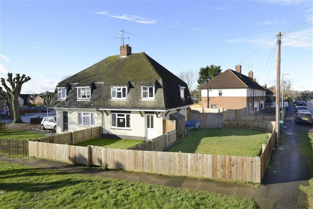3 Bedrooms Semi Detached House for sale in Cherry Road, Kettering