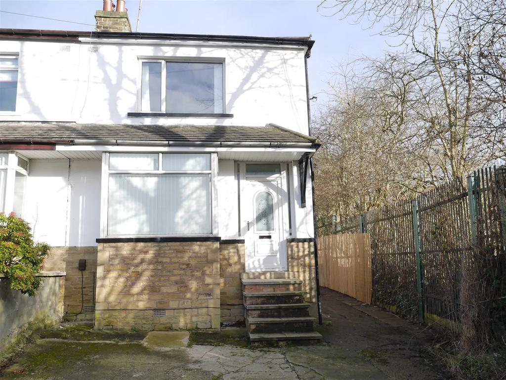 2 Bedrooms Semi Detached House for sale in Thornhill Grove, Shipley