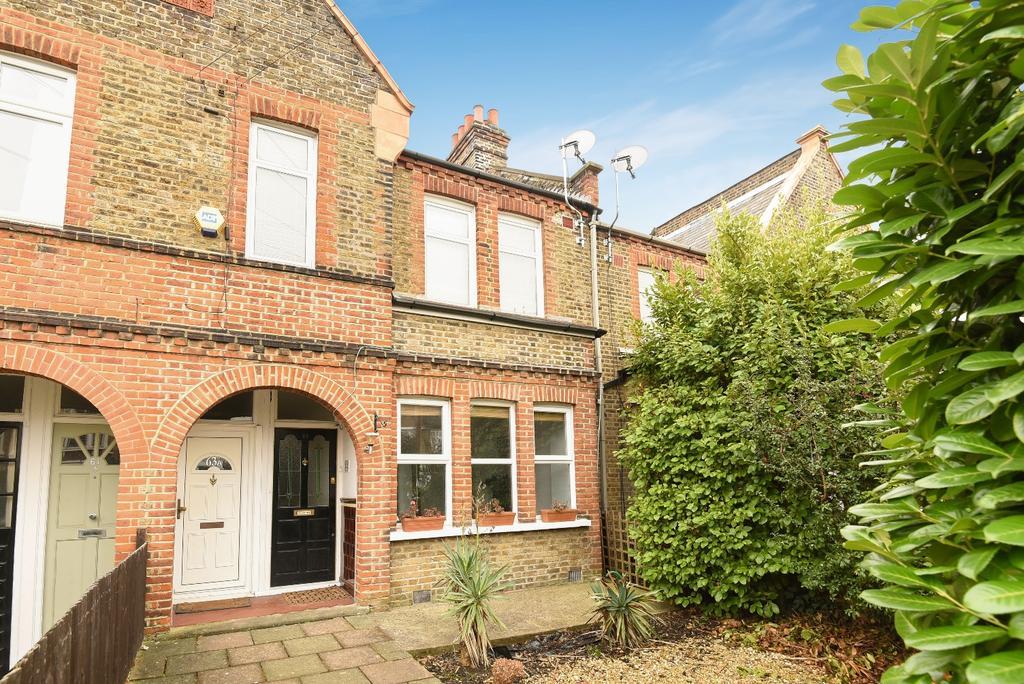 2 Bedrooms Maisonette Flat for sale in Colfe Road London SE23
