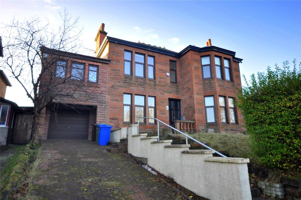 1 Bedroom Flat for sale in 21a Spence Street, Glasgow, G20