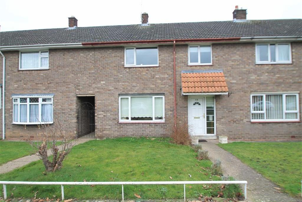3 Bedrooms Terraced House for sale in Herbert Jennings Avenue, Acton, Wrexham