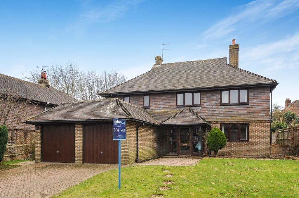 4 Bedrooms Detached House for sale in Paynesfield Bolney West Sussex RH17