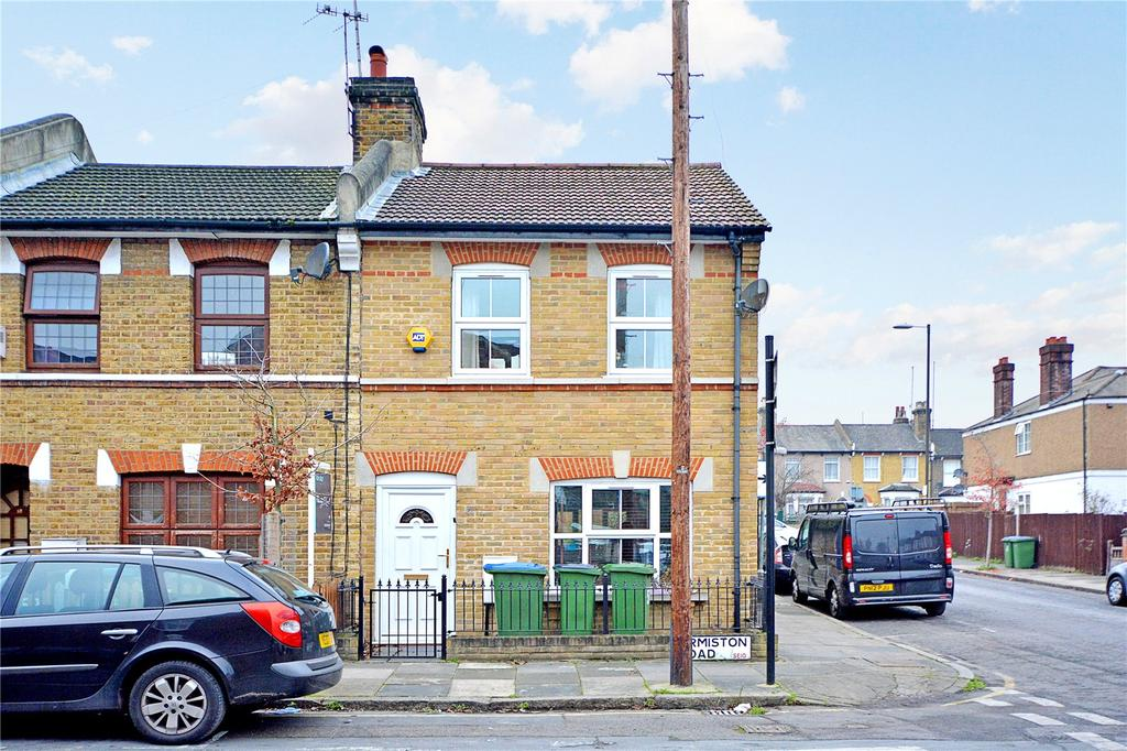2 Bedrooms End Of Terrace House for sale in Ormiston Road, London