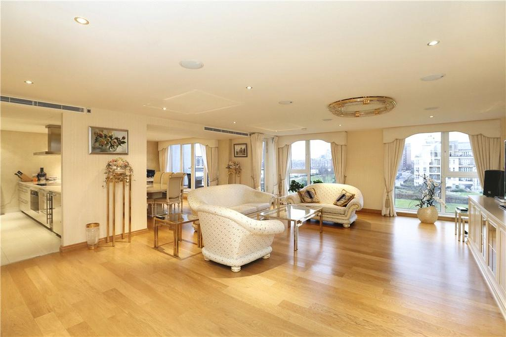 2 Bedrooms Flat for sale in Banyan House, Imperial Wharf, Lensbury Avenue, London, SW6