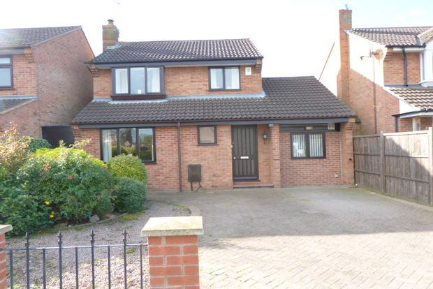 4 Bedrooms Detached House for sale in Northfields, Syston, Leicester, LE7