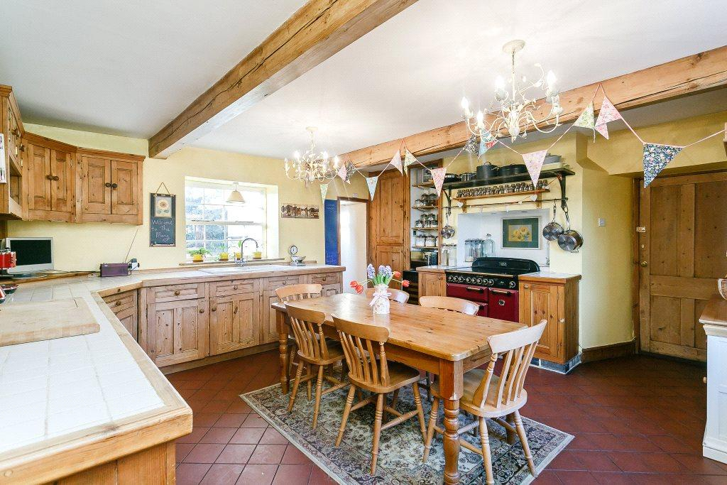 4 Bedrooms Detached House for sale in Club Lane, Woodford, Kettering, Northamptonshire, NN14