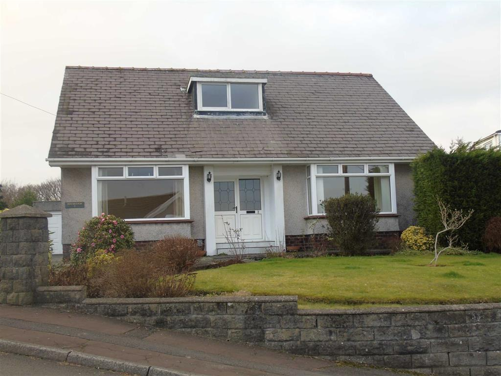 4 Bedrooms Detached Bungalow for sale in Cnap Llwyd Road, Morriston, Swansea