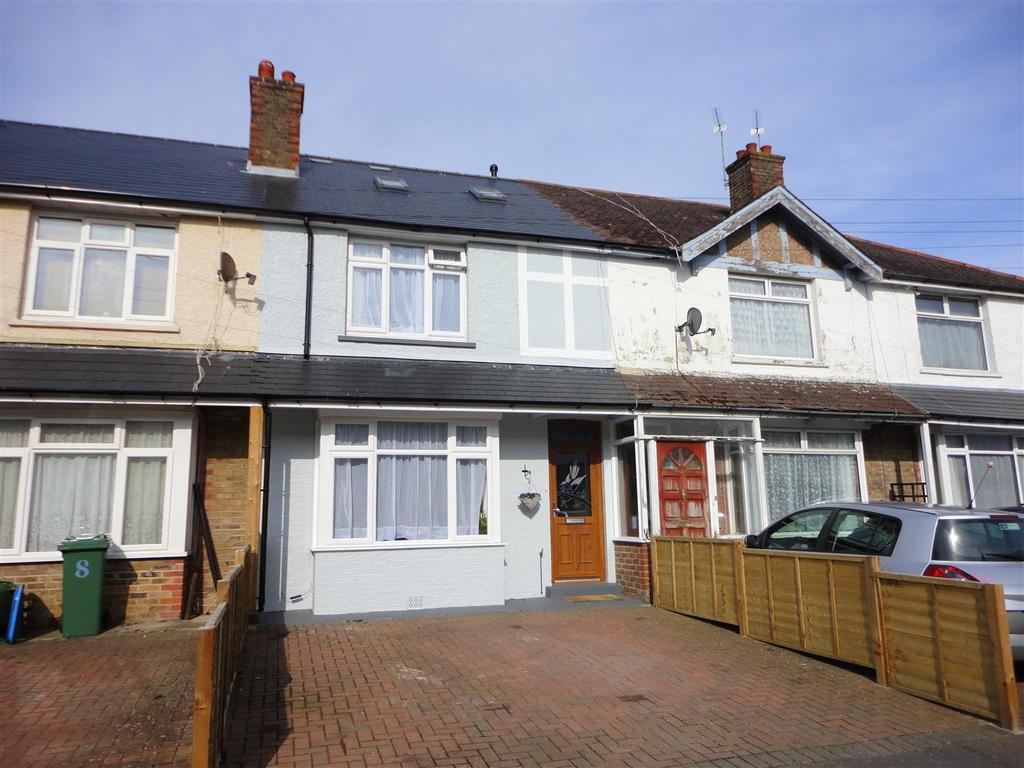 3 Bedrooms Terraced House for sale in Murina Avenue, Bognor Regis
