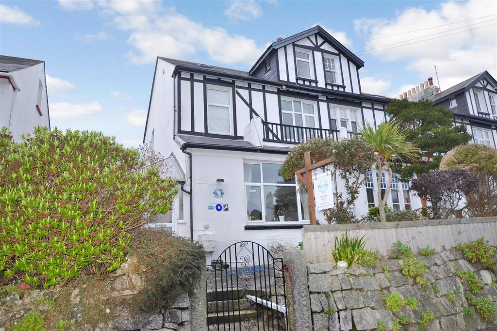 6 Bedrooms End Of Terrace House for sale in Gyllyngvase Terrace, Falmouth