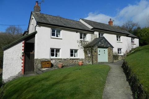 5 bedroom detached house for sale - Ashreigney, Chulmleigh, Devon, EX18