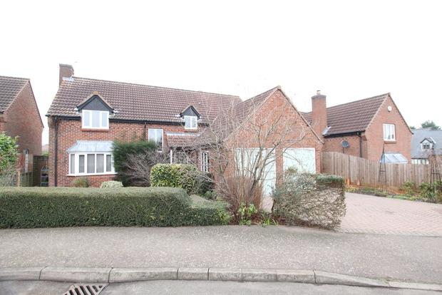 4 Bedrooms Detached House for sale in Longcliff Close, Old Dalby, Melton Mowbray, LE14