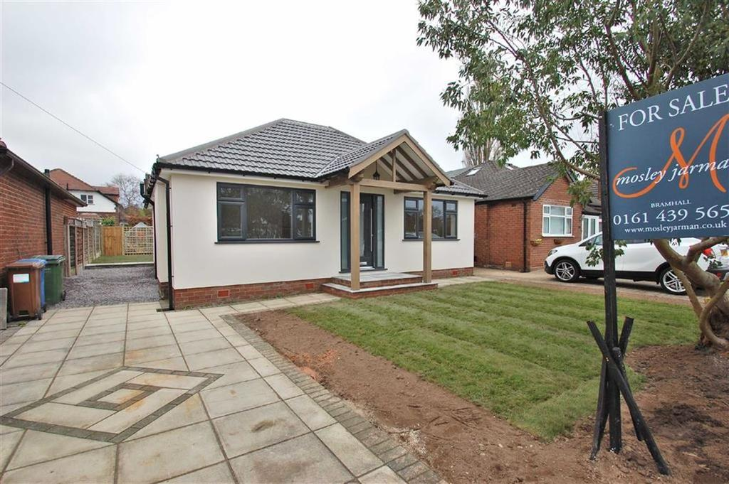 2 Bedrooms Detached Bungalow for sale in Hurst Avenue, Cheadle Hulme, Cheshire