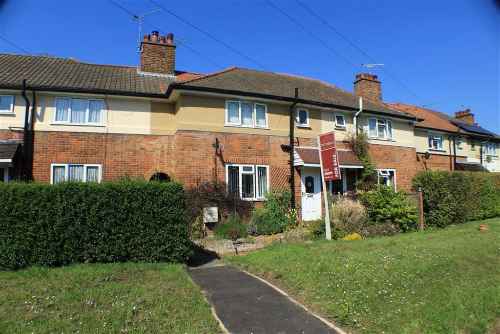 3 Bedrooms Terraced House for sale in Wistlea Crescent, St Albans, Hertfordshire