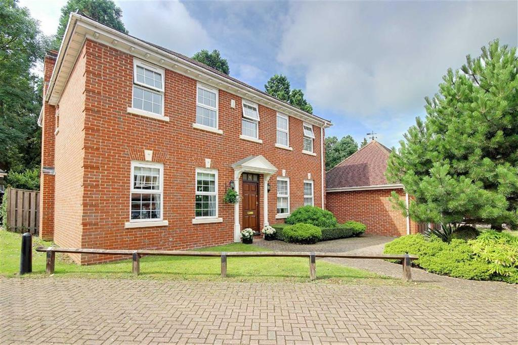 4 Bedrooms Detached House for sale in Westlinton Close, Mill Hill, London