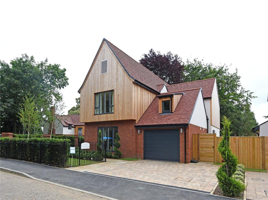 4 Bedrooms Detached House for sale in Gordian House - The Cedars, Pytches Road, Woodbridge, Suffolk, IP12
